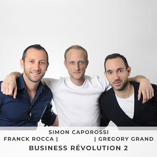 Franck Rocca - Simon Caporossi - Gregory Grand