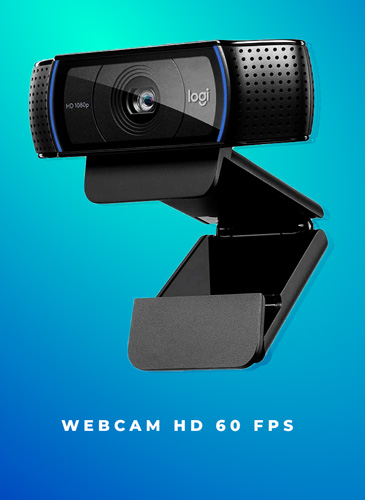 webcam logitheque c920 hd 60 fps