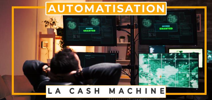 automatisation cash machine