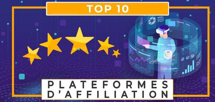 plateformes affiliation top 10