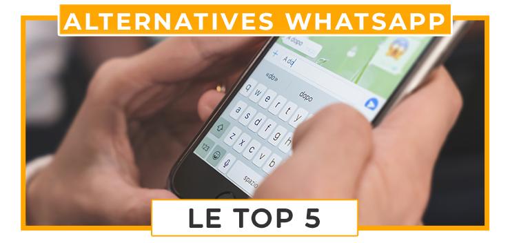 Alternative WhatsApp Top5