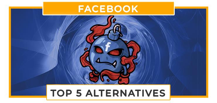 alternative facebook top 5 reseau social